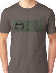Clash of the Titans - Halo  Unisex T-Shirt