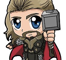 thor by Nickyparson