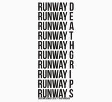 runway death grips !! by cheyee