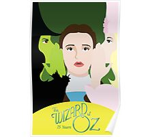 75 Years of Oz Poster