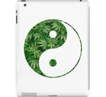 Ying and Yang dope iPad Case/Skin