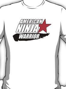 AMERICAN NINJA WARRIOR WHITE T-Shirt