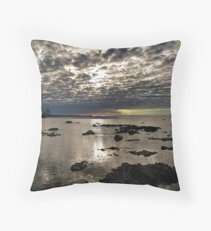 The Cloud Garden of Pukerua Bay Throw Pillow