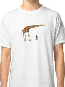 Giraffe Swing Classic T-Shirt