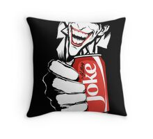 The Killing Joke Sin City Edit Throw Pillow