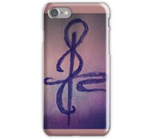Signs from the Galaxy iPhone Case/Skin