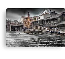 Dreamboats  Canvas Print