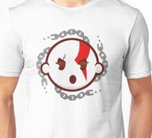 Chibi Kratos Chains Unisex T-Shirt