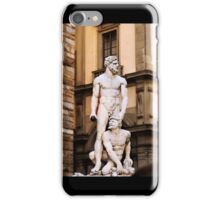Italy Statue iPhone Case/Skin