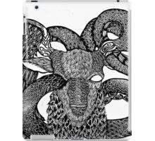 No. 3 iPad Case/Skin