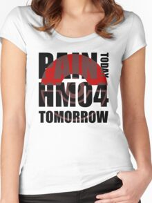 Pain Today... HM04 Tomorrow Women's Fitted Scoop T-Shirt