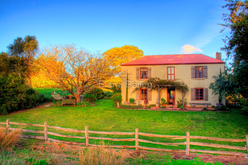 Appletree Cottage, Adelaide Hills by Elana Bailey