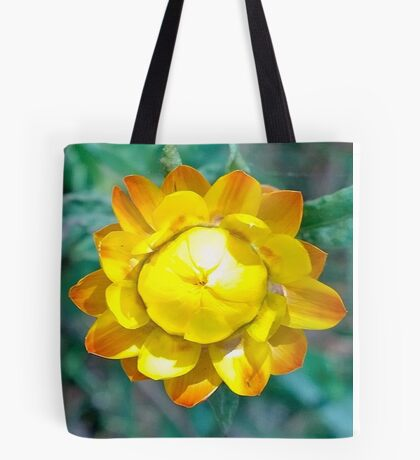 She was all yellow Tote Bag