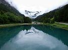 Lake, Liechtenstein by John Douglas