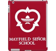 Mayfield Señor School iPad Case/Skin