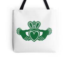 Celtic claddagh Tote Bag