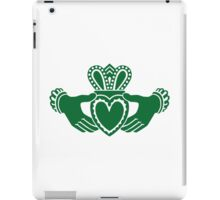 Celtic claddagh iPad Case/Skin