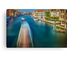 Water Ghosts Part 2 Canvas Print