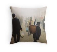Sapa Mist Throw Pillow
