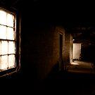 ghosted stable by Belinda Fraser