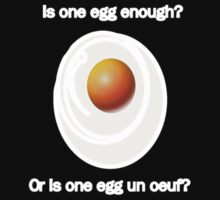 The egg question by CiaoBella