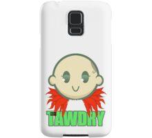 Chibi Tawdry Girl Samsung Galaxy Case/Skin