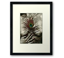 Feather 01 Framed Print