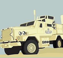 Joint EOD Response Vehicle (JERV) by jcmeyer