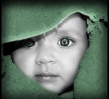 Green Eyes by Jenifer