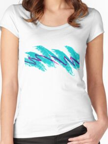 90's Cup Women's Fitted Scoop T-Shirt