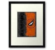 Deathstroke Framed Print