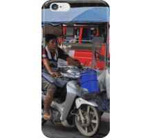 Cook on Wheels iPhone Case/Skin