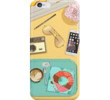 Sunday Breakfast iPhone Case/Skin