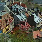 rooftops by LenitaB