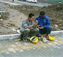 Street scene 54 by maka1967
