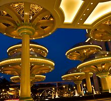 Sunway Pyramid Hotel  by MiImages