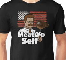 Meat Yo Self Unisex T-Shirt