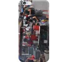 Getting a Bite to Eat iPhone Case/Skin