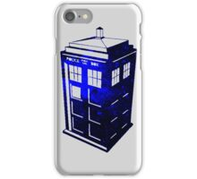 Doctor Who: Tardis iPhone Case/Skin