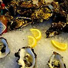 County Down Oysters and Louisiana Sauce! by oulgundog