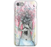 Je Chante Par Couverture II iPhone Case/Skin