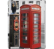 Iconic London iPad Case/Skin