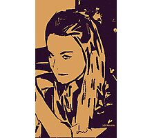 Torn Paper Mood Photographic Print