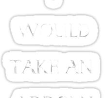 Skyrim inspired valentine. Sticker