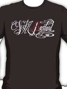 Lucky 13 Bastard (Dark BG) T-Shirt