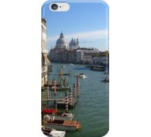 Grand Canal - Venice, Italy iPhone Case/Skin