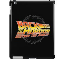 Back to Mordor iPad Case/Skin