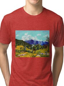 Peneda-Gerês National Park, Portugal Tri-blend T-Shirt