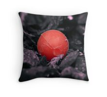 Lost BB red version Throw Pillow