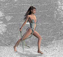 Warrior Queen by LoneAngel